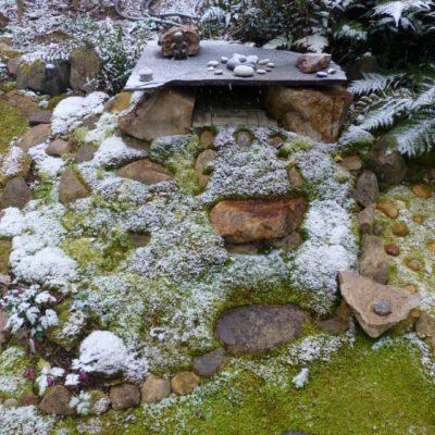 Earth Shrine Winter