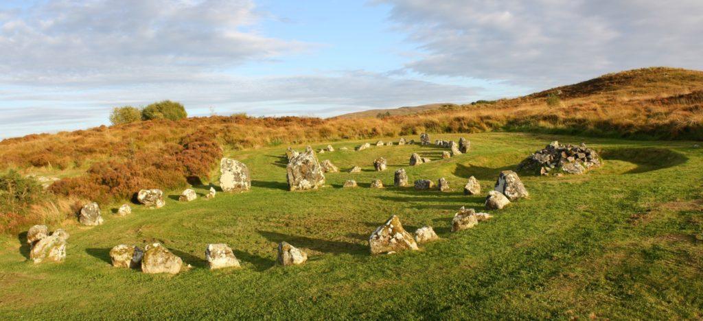 Beaghmore Stone Circles, Community, Art, Landscape
