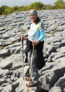 Betty Lou Chaika in Ireland