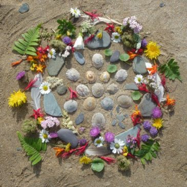 Autumn Equinox Ritual 2016, Ireland