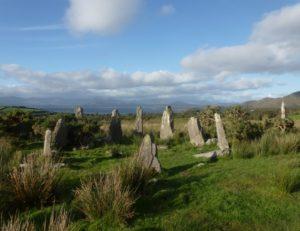 Ardgroom Stone Circle, Pilgrimage to Ireland