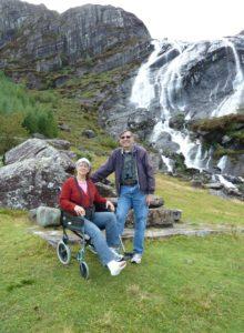 Gleninchiquin Falls, Pilgrimage to Ireland