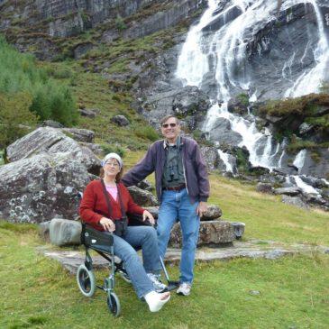 Pilgrimage: Ireland on One Foot