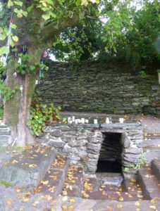 St. Gobnait's holy well, Ballyvourney