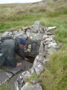 St. Gobnait's holy well, Dingle