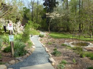 Garden Path Temenos Earth Sanctuaries