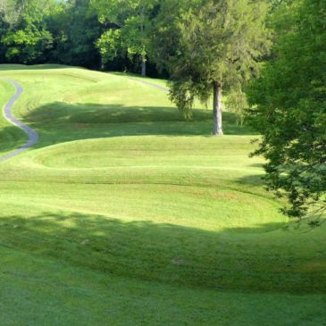Sacred Landscape: Native American Effigy Mounds and Earthworks