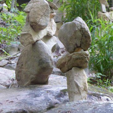 The Stone Garden: A Delicate Balance