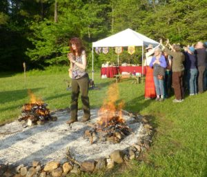 Passing Through the Beltane Fires