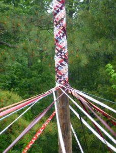 The Maypole Weave