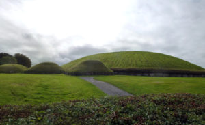 Kowth Passage Tomb and satellite tombs