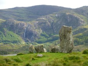 Uragh Stone Circle on the Beara Peninsula