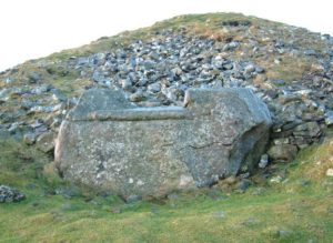 The Hag's Chair, knowth.com