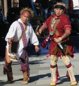 Dancers, NC Native American Heritage Festival