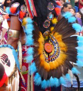 Powwow Dancer, Lac Courte D'Oreilles Ojibwe