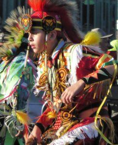 Powwow Dancer, Lac Courte D'Oreilles