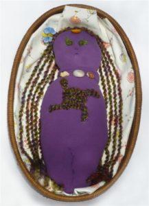 Brideog Dolly at Earth Sanctuaries Imbolc Celebration